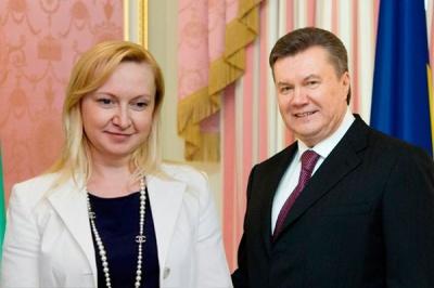 Янукович втретє став батьком: сина назвали Григорієм