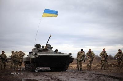 Доба на Донбасі: поранено одного військового