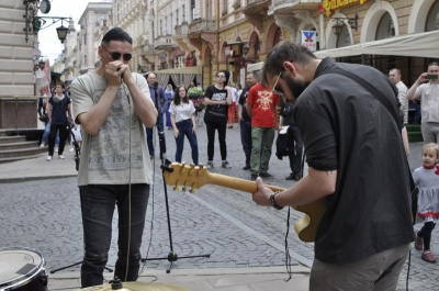 Коли у Чернівцях відбудеться День вуличної музики