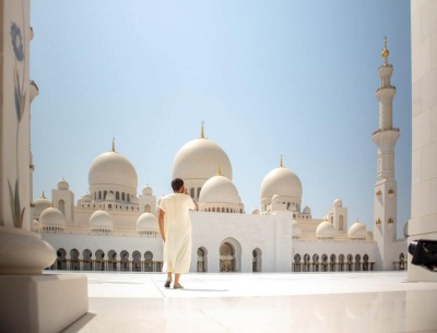 Анекдот дня: про арабського шейха