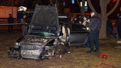 Водій авто збив трьох людей, тікаючи від поліції у Дніпрі: загинув популярний ведучий