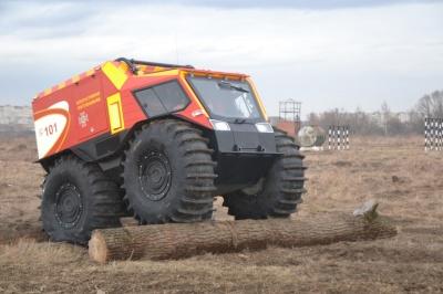 Рятувальники Буковини отримають нові унікальні снігоболотоходи – фото