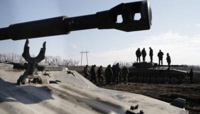 """Окупанти пішли в наступ на """"Бахмутці"""", сили ООС зазнали втрат"""