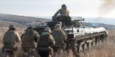 Штаб ООС: Бій на лінії розмежування закінчився, позиції не втрачено