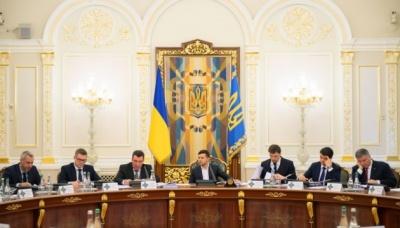 РНБО схвалила держоборонзамовлення до 2022 року