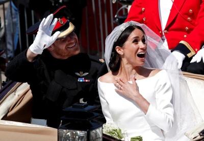 Принцу Гаррі і Меган Маркл заборонили використовувати титул герцогів Сассекських