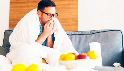 Анекдот дня: про застуду