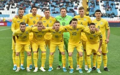 Рейтинг ФІФА: Українська збірна зберегла місце в топ-25