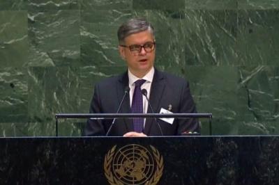 Пристайко закликав ООН розмістити миротворців на кордоні з Росією