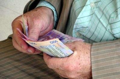 Понад 80% українців отримують пенсію, нижчу від фактичного прожиткового мінімуму