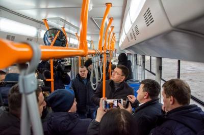 Маріуполь отримав перший з 72-х тролейбусів за гроші ЄБРР