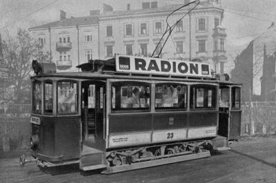 Невідома Буковина: як у Чернівцях працювали трамваї