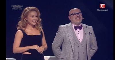 Це купальник?: Тіна Кароль здивувала відвертим образом у фіналі відбору Євробачення