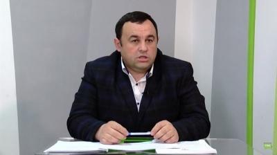 Звільнений керівник управління Держпродспоживслужби Буковини подякував всім за роботу