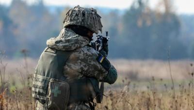 Окупанти здійснили 13 обстрілів позицій ЗСУ на Донбасі