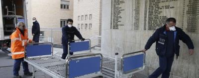 Від коронавірусу в Італії померла четверта людина