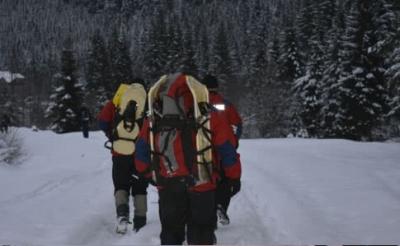 Рятувальники знайшли туристів, які заблукали на горі Петрос