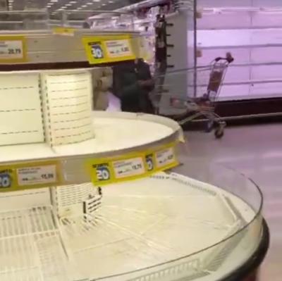 Порожні вулиці та полиці у супермаркетах: чернівчанка в Італії розповіла про ситуацію через коронавірус