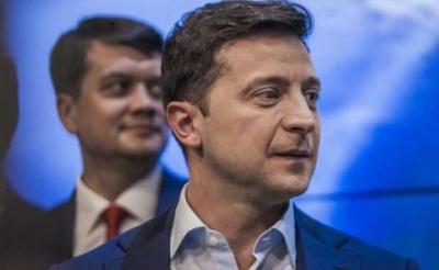 ЗМІ: Зеленський посварився з Разумковим