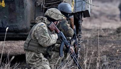 На Донбасі військовий підірвався на вибуховому пристрої