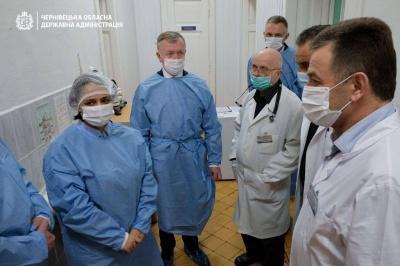Лікарні Буковині готові до можливого поширення коронавірусу, - Осачук