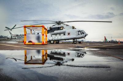 Транспортувати хворих на коронавірус в Україні будуть спеціальним гелікоптером