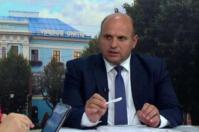 Мунтяна відсторонили від посади голови Чернівецької облради