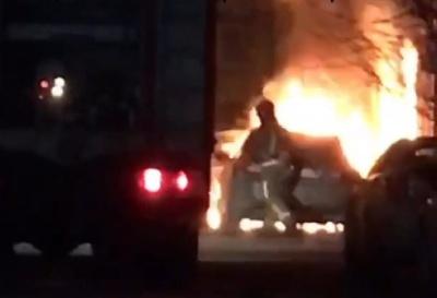 Нічна пожежа і відсторонення Мунтяна від посади. Головні новини Буковини 28 лютого