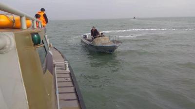 Захоплені Росією в Азовському морі рибалки повернулися в Україну - фото