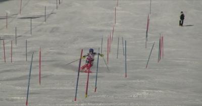 Чернівецька гірськолижниця посіла призове місце на чемпіонаті України