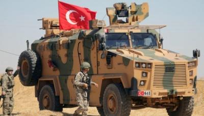 """Туреччина розпочала у Сирії нову військову операцію """"Весняний щит"""""""