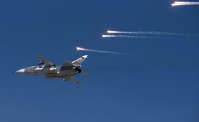 Туреччина збила два літаки Су-24 у Сирії. РФ стверджує, що літаки не російські