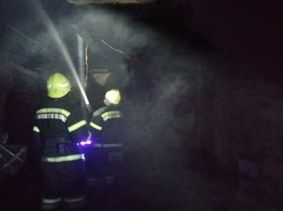 Палив у ліжку: на Буковині під час пожежі загинув пенсіонер