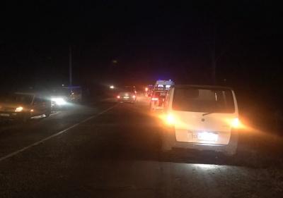 ДТП на Буковині: водій Nissan збив велосипедиста