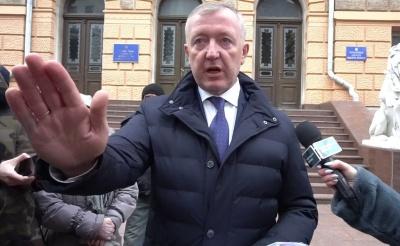 Скільки заробив у січні голова Чернівецької ОДА