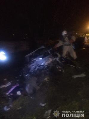 На трасі «Житомир-Чернівці» у ДТП загинули четверо людей