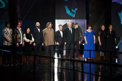 В Україні вручили Шевченківську премію