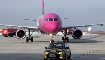 COVID-19: Лоукостер Wizz Air скасовує рейси до Ізраїлю та Італії