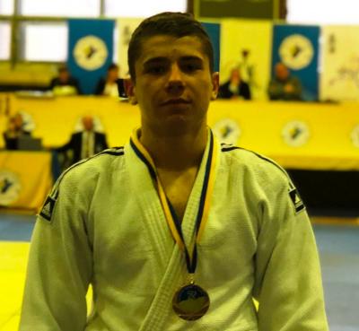 Спортсмен з Буковини здобув «срібло» на турнірі з дзюдо в Іспанії
