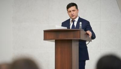 Президент представив новопризначеного міністра оборони