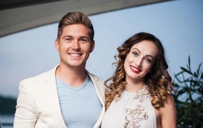 Олена Войченко розповіла, чому затягується їхнє розлучення з Володимиром Остапчуком