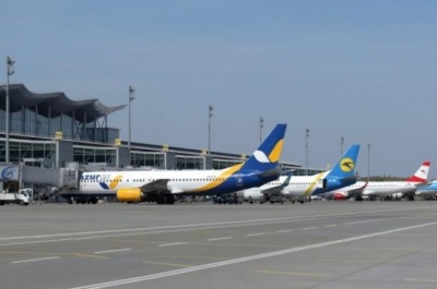 Україна фактично припиняє авіасполучення з Італією