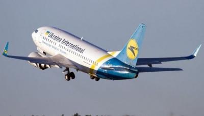 МАУ скасувала авіарейси з Києва до Чернівців через коронавірус