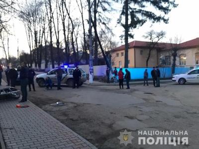 На Буковині мотоцикліст врізався в огорожу і загинув на місці ДТП