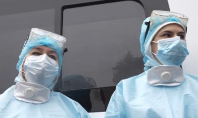 На Буковині медики перевірять на коронавірус інших мешканців села, де живе інфікований