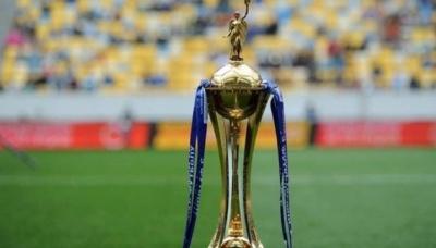 Футбол: стали відомі півфінальні пари Кубка України