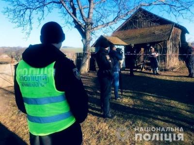 Подвійне вбивство на Буковині: чоловіка взяли під варту