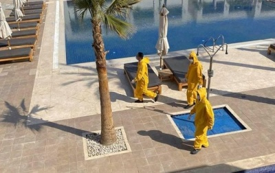 Українські туристи в Єгипті потрапили у карантин