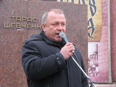 Стало відомо, коли відбудеться похорон відомого активіста Юрія Скорейка в Чернівцях