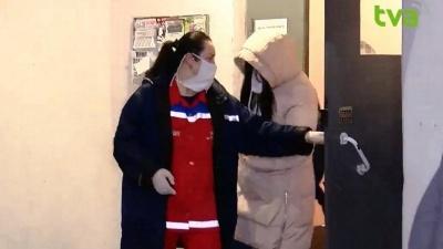 Дружина першого хворого коронавірусом чернівчанина повернулася додому